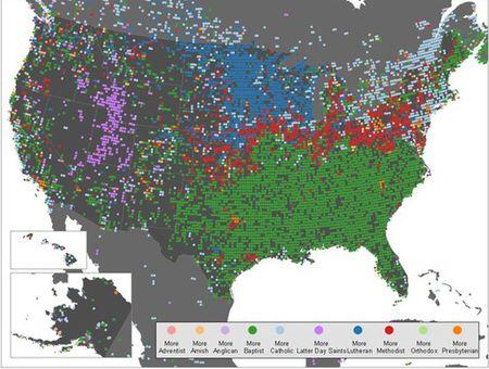 Christianitymap